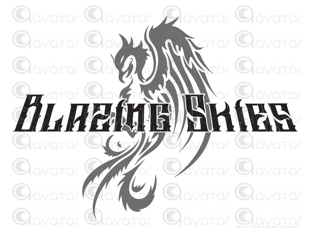 Logo_BlazingSkies